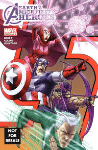 Cover Thumbnail for Avengers: Earth's Mightiest Heroes #8 [Marvel Legends Reprint] (Marvel, 2005 series) #8