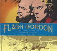 Cover Thumbnail for Flash Gordon (Titan, 2012 series) #2 - The Tyrant of Mongo