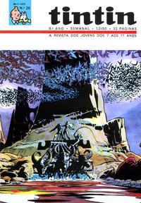 Cover Thumbnail for Tintin (Livraria Internacional, Lda., 1975 series) #v8#28