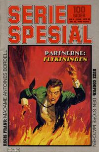 Cover Thumbnail for Seriespesial (Semic, 1979 series) #9/1984