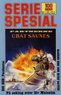 Cover Thumbnail for Seriespesial (Semic, 1979 series) #3/1985