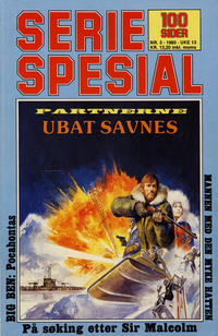 Cover Thumbnail for Seriespesial (Semic, 1979 series) #3/1985