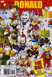 Cover Thumbnail for Donald ekstra (Hjemmet / Egmont, 2011 series) #6/2014