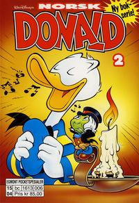 Cover Thumbnail for Norsk Donald (Hjemmet / Egmont, 2014 series) #2