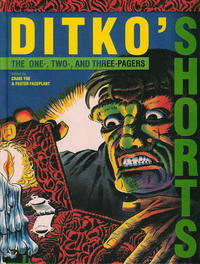Cover Thumbnail for Ditko's Shorts (IDW, 2014 series)