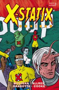 Cover Thumbnail for X-Statix Omnibus (Marvel, 2011 series)