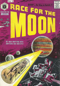 Cover Thumbnail for Race for the Moon (Thorpe & Porter, 1959 ? series) #2