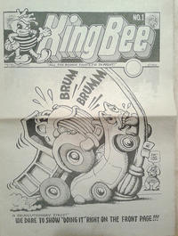 Cover Thumbnail for King Bee (Apex Novelties, 1969 series) #1