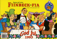 Cover Thumbnail for Fiinbeck og Fia (Hjemmet / Egmont, 1930 series) #1993