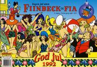 Cover Thumbnail for Fiinbeck og Fia (Hjemmet / Egmont, 1930 series) #1992