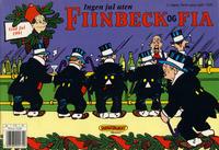 Cover Thumbnail for Fiinbeck og Fia (Hjemmet / Egmont, 1930 series) #1991