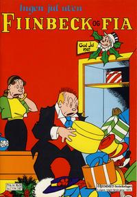 Cover Thumbnail for Fiinbeck og Fia (Hjemmet, 1930 series) #1987