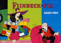 Cover Thumbnail for Fiinbeck og Fia (Hjemmet / Egmont, 1930 series) #1984