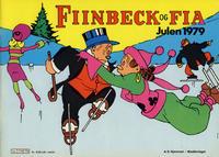 Cover Thumbnail for Fiinbeck og Fia (Hjemmet / Egmont, 1930 series) #1979