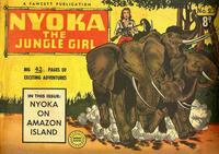 Cover Thumbnail for Nyoka the Jungle Girl (Cleland, 1949 series) #23