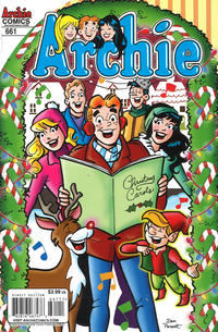 Cover Thumbnail for Archie (Archie, 1959 series) #661