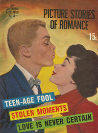 Cover for Love Confessions Illustrated (Magazine Management, 1968 ? series) #48-15