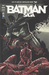 Cover Thumbnail for Batman Saga (Urban Comics, 2012 series) #31