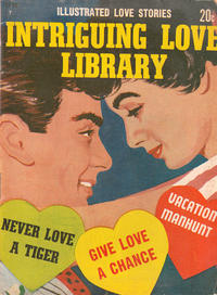 Cover Thumbnail for Intriguing Love Library (Magazine Management, 1968 ? series) #3238