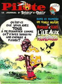 Cover Thumbnail for Pilote (Dargaud, 1960 series) #420