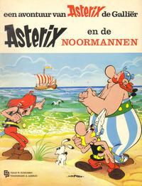 Cover Thumbnail for Asterix (Geïllustreerde Pers, 1966 series) #[9] - Asterix en de Noormannen