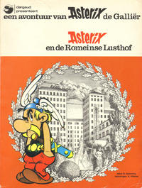 Cover Thumbnail for Asterix (Amsterdam Boek, 1970 series) #[17] - Asterix en de Romeinse Lusthof
