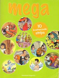 Cover Thumbnail for Mega 10 strips (Standaard Uitgeverij, 2009 series) #[2009]