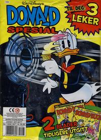 Cover Thumbnail for Donald spesial (Hjemmet / Egmont, 2013 series) #[3/2014]