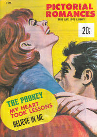 Cover Thumbnail for True Life Love Library (Magazine Management, 1966 ? series) #3445
