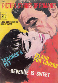 Cover Thumbnail for Love Confessions Illustrated (Magazine Management, 1968 ? series) #3448