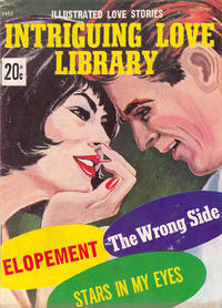 Cover Thumbnail for Intriguing Love Library (Magazine Management, 1968 ? series) #3452