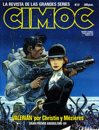 Cover Thumbnail for Cimoc (NORMA Editorial, 1981 series) #37