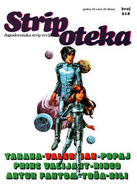 Cover Thumbnail for Stripoteka (Forum [Forum-Marketprint], 1973 series) #618
