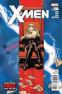 Cover Thumbnail for X-Men (Marvel, 2010 series) #36
