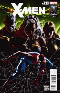 Cover Thumbnail for X-Men (Marvel, 2010 series) #28