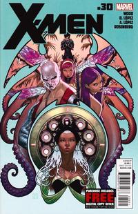 Cover Thumbnail for X-Men (Marvel, 2010 series) #30