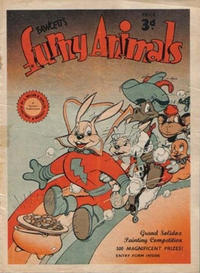 Cover Thumbnail for Fawcett's Funny Animals (L. Miller & Son, 1946 series) #28 [1]