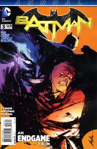 Cover Thumbnail for Batman Annual (DC, 2012 series) #3