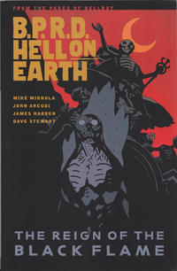 Cover Thumbnail for B.P.R.D. Hell on Earth (Dark Horse, 2011 series) #9 - The Reign of the Black Flame