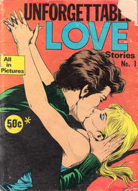 Cover Thumbnail for Unforgettable Love Stories (Yaffa / Page, 1978 ? series) #1