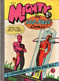 Cover Thumbnail for Mighty The 100-Page Comic! (K. G. Murray, 1957 series) #11