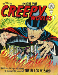 Cover Thumbnail for Creepy Worlds (Alan Class, 1962 series) #87
