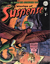 Cover Thumbnail for Amazing Stories of Suspense (Alan Class, 1963 series) #34