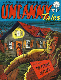 Cover Thumbnail for Uncanny Tales (Alan Class, 1963 series) #48