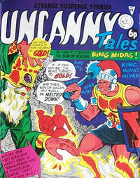 Cover Thumbnail for Uncanny Tales (Alan Class, 1963 series) #94