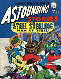 Cover Thumbnail for Astounding Stories (Alan Class, 1966 series) #69