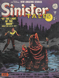 Cover Thumbnail for Sinister Tales (Alan Class, 1964 series) #83