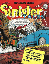 Cover Thumbnail for Sinister Tales (Alan Class, 1964 series) #26