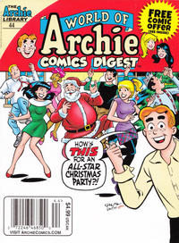 Cover Thumbnail for World of Archie Double Digest (Archie, 2010 series) #44 [Newsstand]