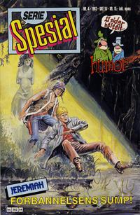 Cover Thumbnail for Seriespesial (Semic, 1979 series) #4/1987